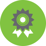 green award icon