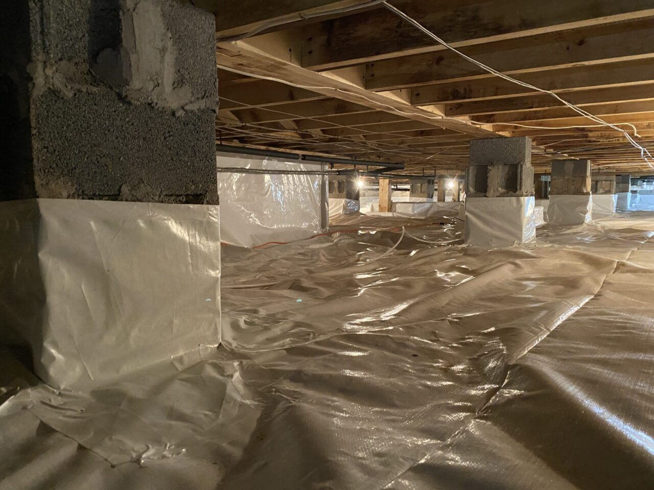 Why Crawlspace Encapsulation in Fall River Is Better for Your Home
